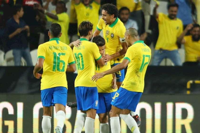 ბრაზილიის ნაკრები