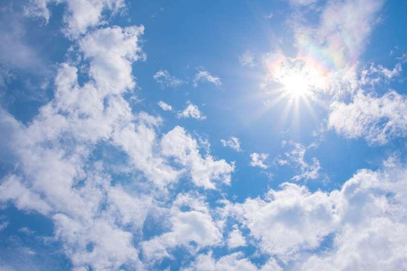მზიანი ამინდი