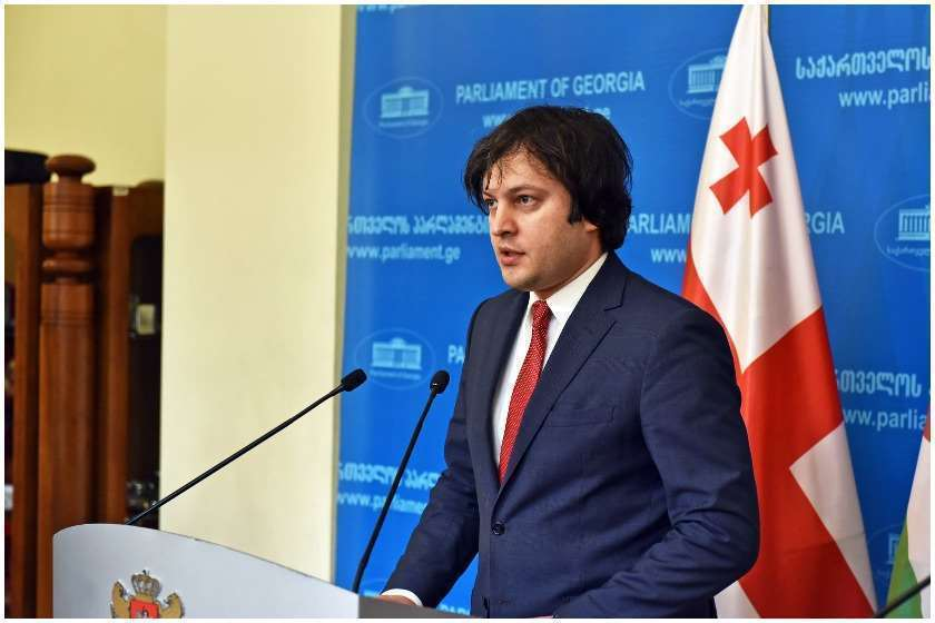 """ირაკლი კობახიძე: მხოლოდ პროპორციული სისტემით, ბარიერვერგადალახული პარტიების შედეგების გამოკლებით, """"ქართულ ოცნებას"""" 52% ექნებოდა"""