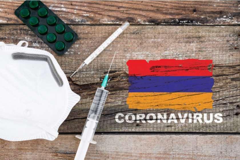 სომხეთში კორონავირუსი კიდევ 2,441 პაციენტს დაუდასტურდა
