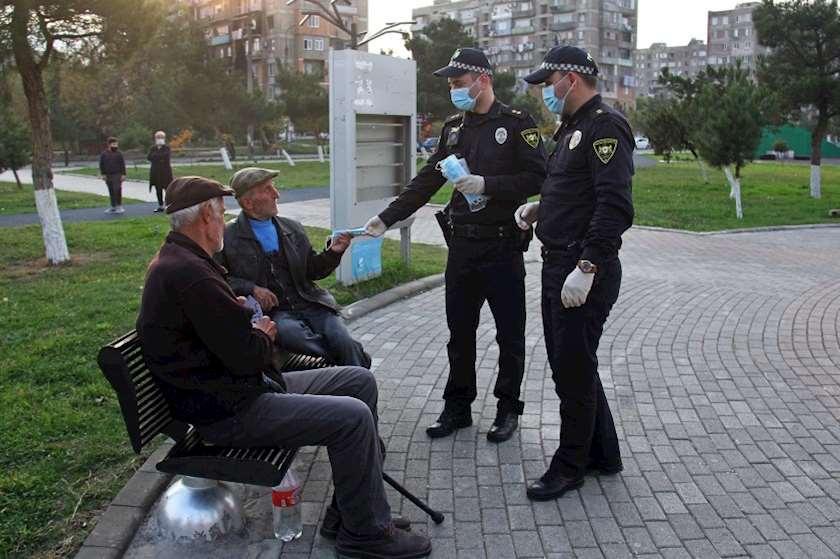 პოლიცია მონიტორინგი