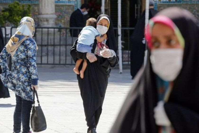 ირანში კორონავირუსით გარდაცვლილთა რეკორდული დღიური მაჩვენებელი დაფიქსირდა