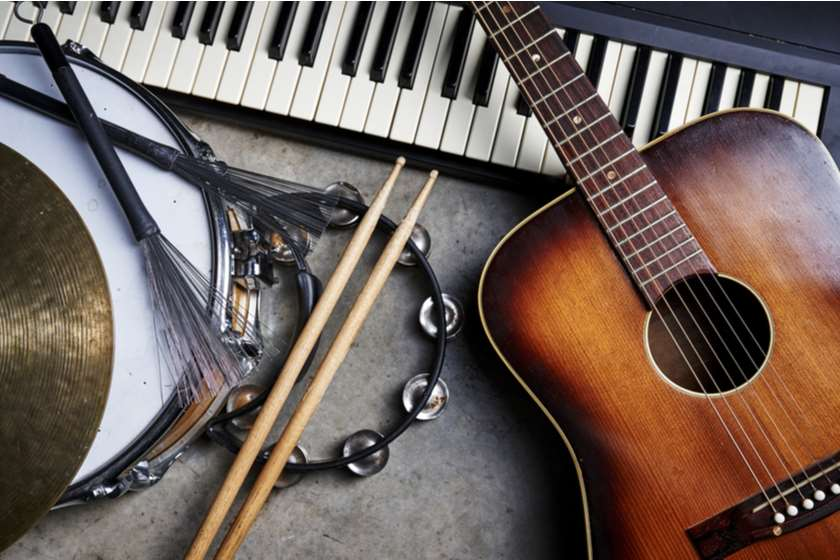 გამოიცანი მუსიკალური ინსტრუმენტები