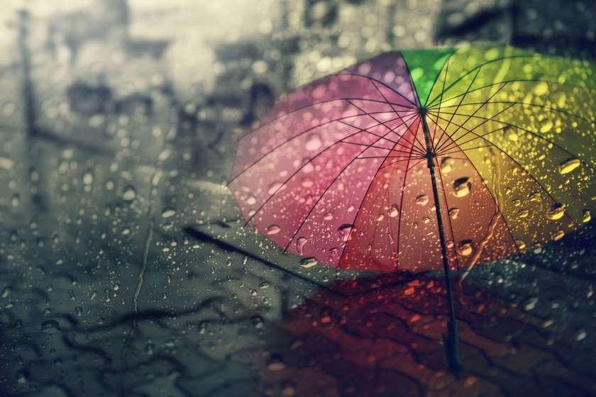 ამინდი წვიმა