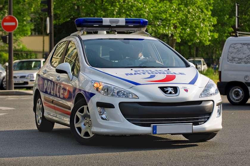 ფრანგული პოლიცია