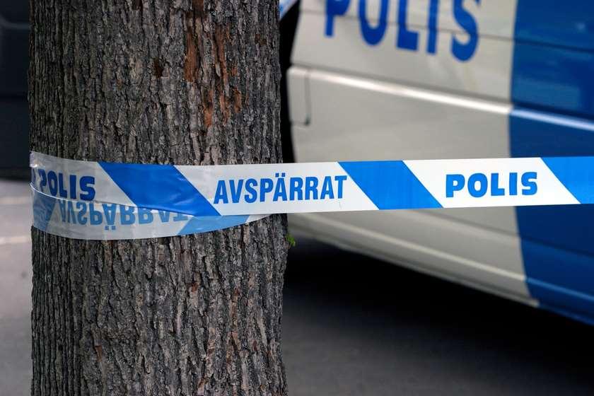 შვედეთი პოლიცია