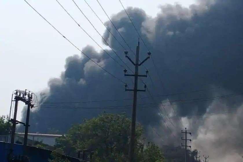 ინდოეთი აფეთქება