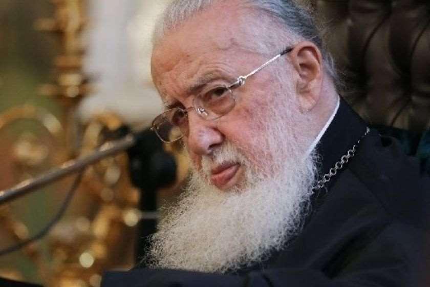კათოლიკოს-პატრიარქი ილია მეორე