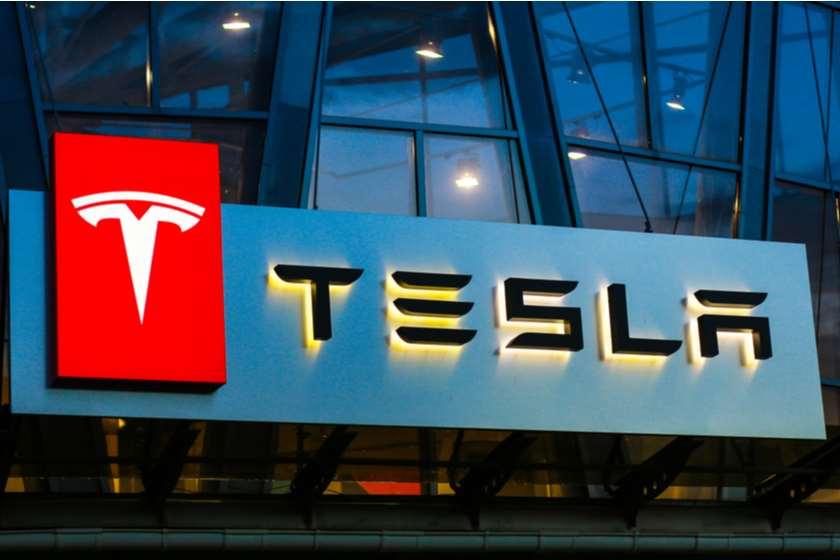 Tesla ელექტრომობილი