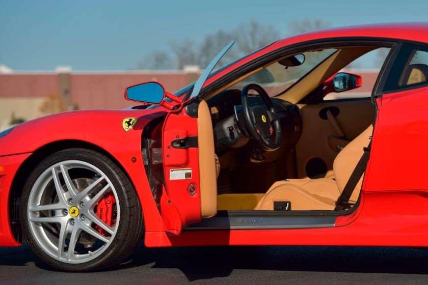 ტრამპი Ferrari