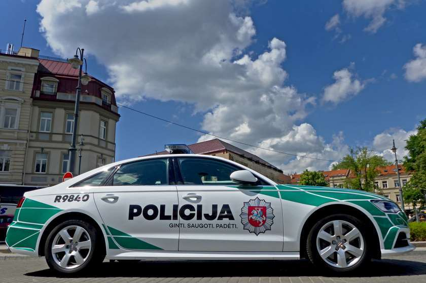 ლიეტუვა პოლიცია