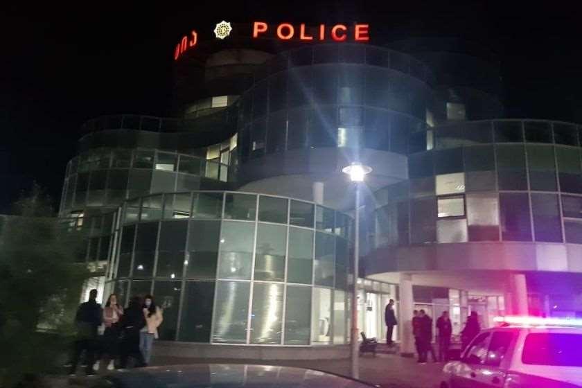 ფოთის პოლიცია