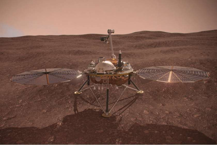 InSight მარსი