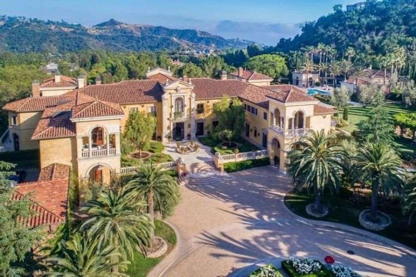კალიფორნია სახლი აუქციონი