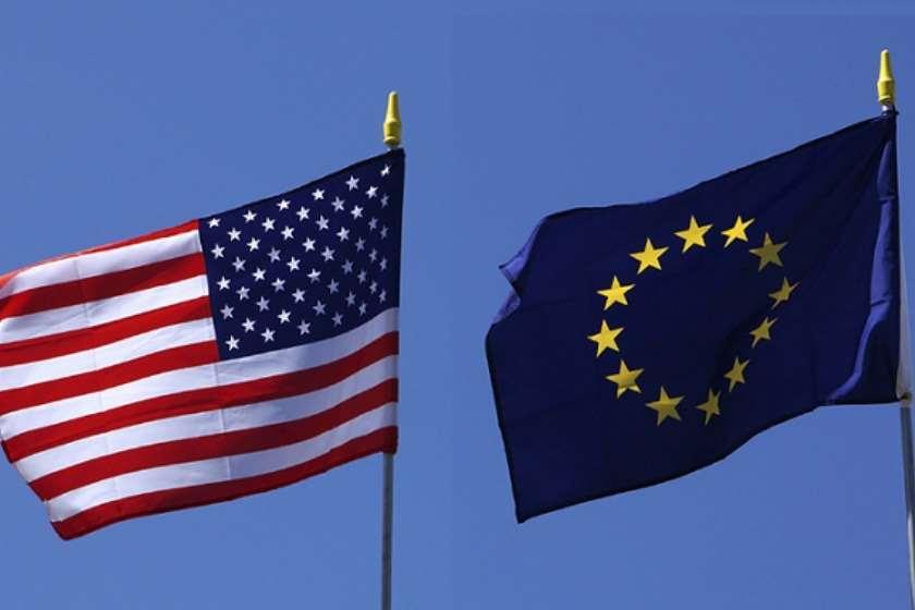 ევროკავშირი ამერიკის საელჩო