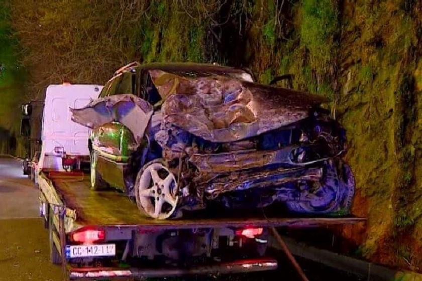 სამწუხარო ინფორმაცია ამ წუთბში მოხდა, ავარია ლილოს გზაზე არიან გარდაცვლილები ბავშვი და ქალი