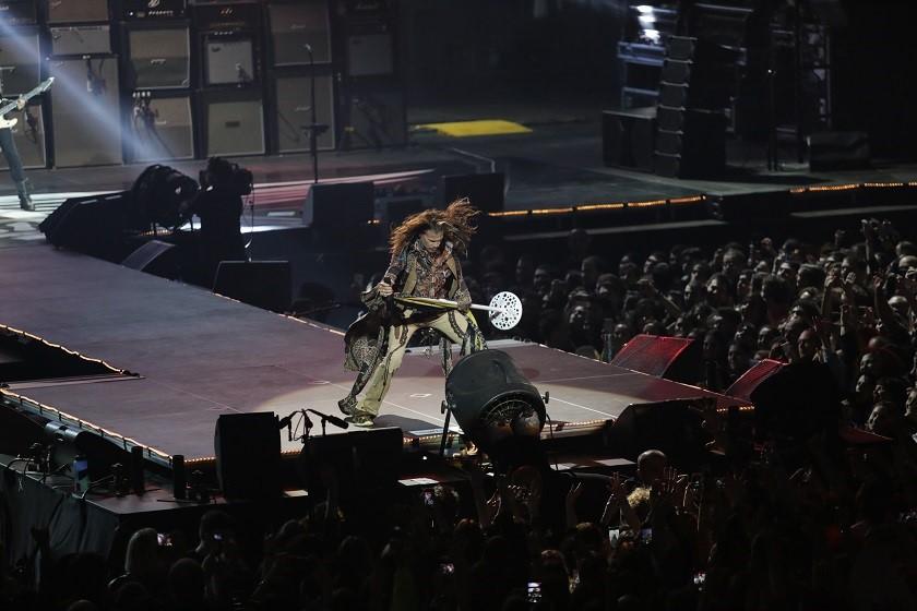 Aerosmith-ის კონცერტი