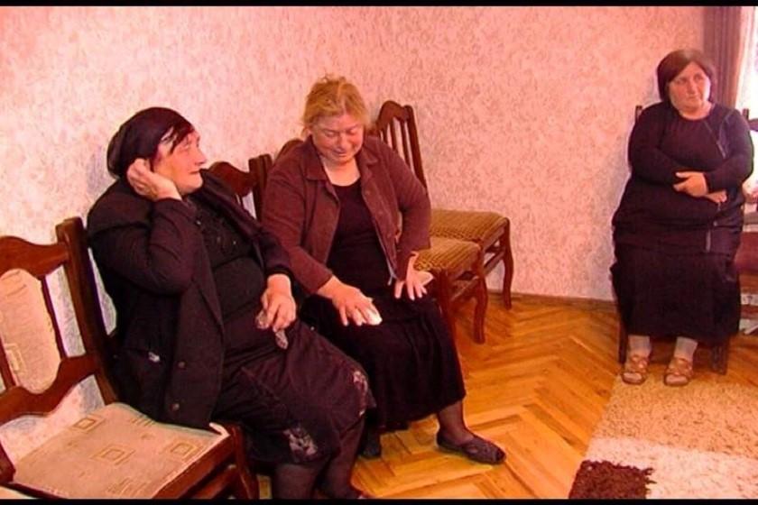 თურქეთში გარდაცვლილი ქართველის ოჯახი