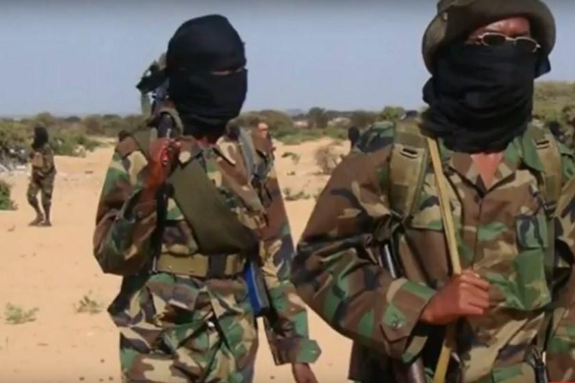ალ-შაბაბის ჯარისკაცები