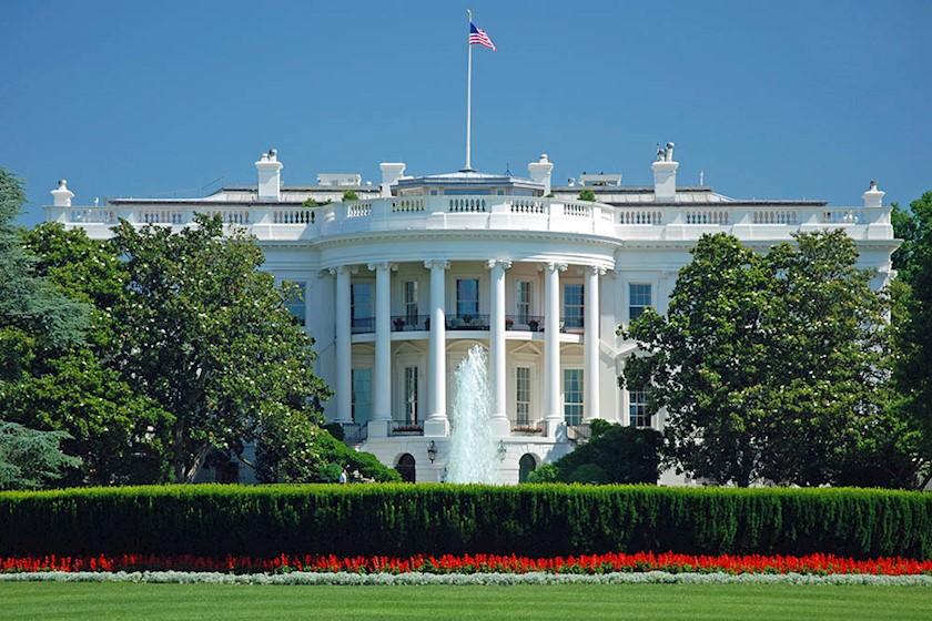 თეთრი სახლი, ვაშინგტონი
